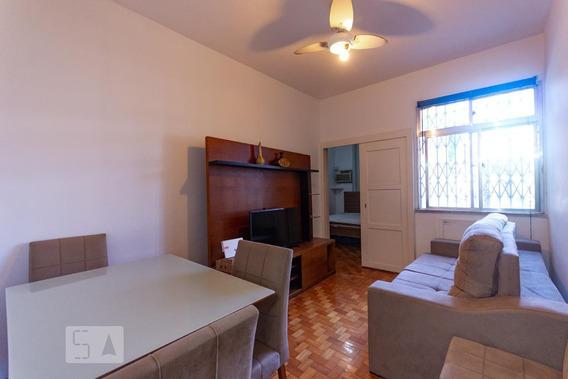 Apartamento Para Aluguel - Leblon, 1 Quarto, 55 - 893087361