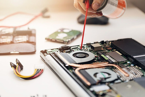 Imagem 1 de 3 de Manutenção E Upgrade Para Notebook
