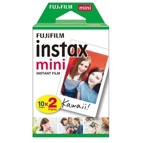 Filme Instax Mini Pack Com 20