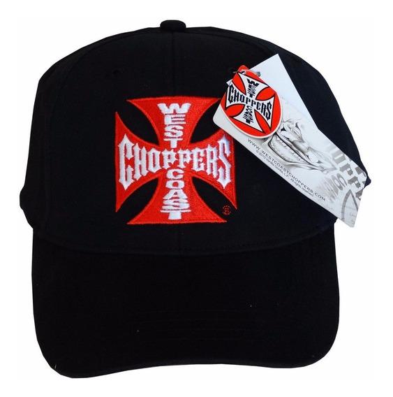 West Coast Choppers Gorra Flexfit Jesse James Biker Nueva