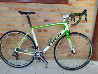 Bicicleta Speed Trek Madone 5.2 Carbon Tam 56 Dura Ace 9000