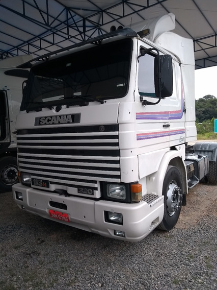 Scania 113 Top