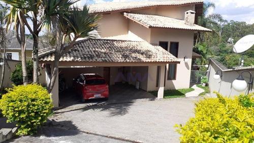Casa Com 3 Dormitórios(suíte) À Venda, 498 M² Por R$ 2.450.000 - Jardim Passargada D - Cotia/sp - Ca1973