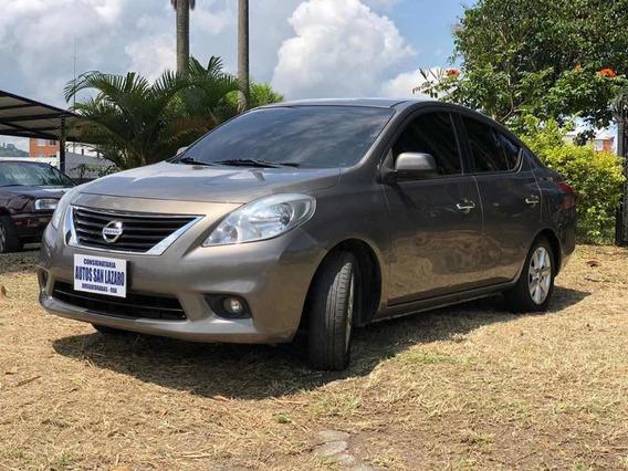 Nissan Versa Nissan Versa Advanc