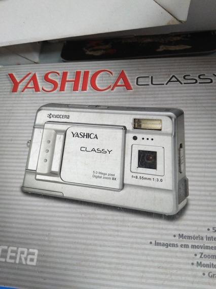 Maquina Fotografica Yaschica
