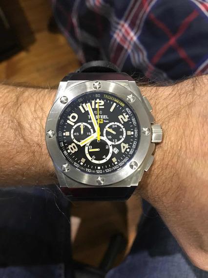 Reloj Tw Steel Edición Limitada Renault F1 Para Hombre