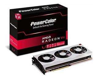 Tarjeta De Video Gráfica Powercolor Radeon Vii 16gb Hbm2 Pci