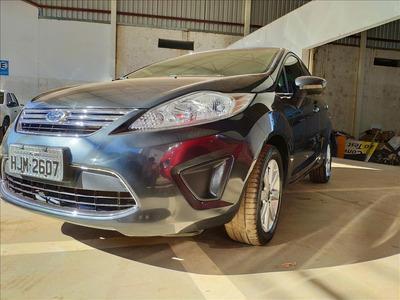Fiesta 1.6 Se Sedan 16v Flex 4p Manual
