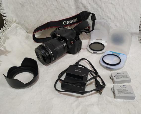 Câmera Canon T5i + 18-135mm