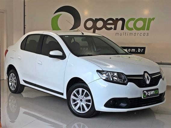 Renault Logan Expression Pack 1.6 8v. Hi-flex 2015