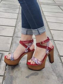 Zapato Sandalias De Mujer