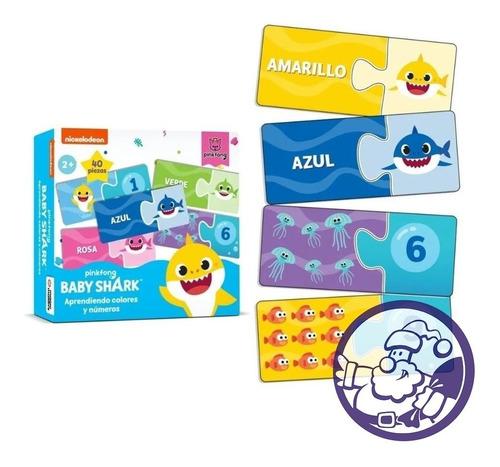 Baby Shark Aprendiendo Colores Y Numeros Pinkfong Original