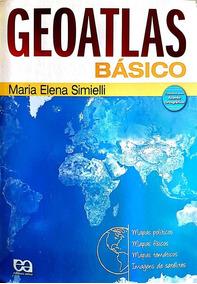 Geoatlas Básico Atualizado Novo Acordo Ortográfico