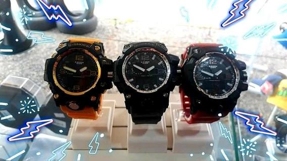 Relógio G-shock - Primeira Linha - Várias Cores