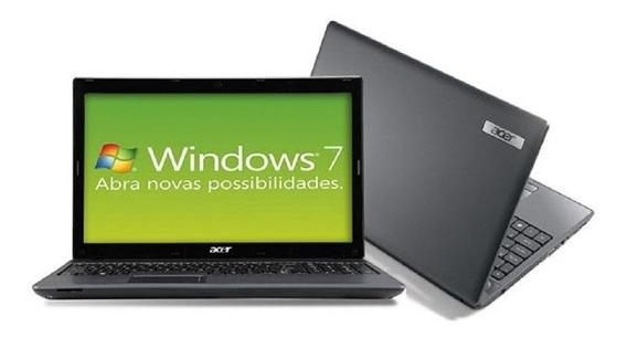 Notebook Acer Aspire 5733-6666 I3-370m 2gb Ram | Usado