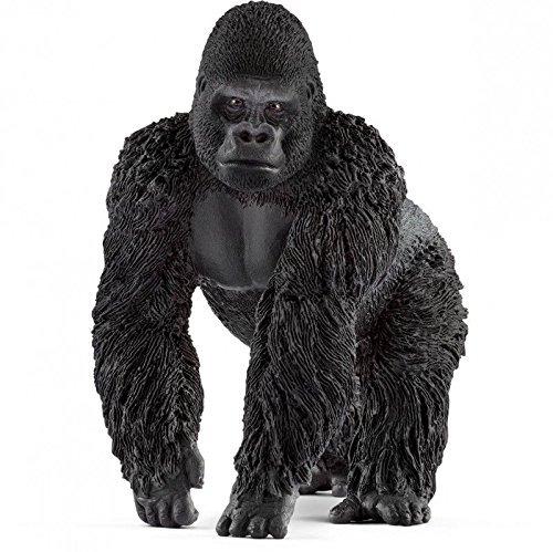 Figura De Gorila Macho Schleich