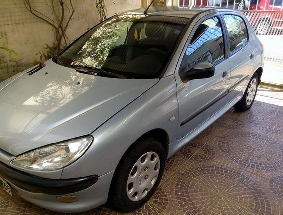Peugeot 206 Xr Premium 1.6 5p