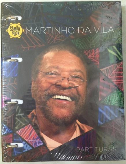 Martinho Da Vila Samba Book Fichário Partituras (promoção)