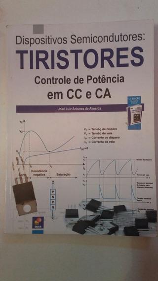Livro Tiristores - Eletrônica