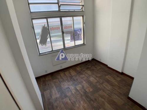 Imagem 1 de 22 de Apartamento À Venda, 1 Quarto, Botafogo - Rio De Janeiro/rj - 8316