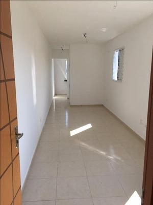 Kitnet Em Vila São Jorge, São Vicente/sp De 37m² 1 Quartos À Venda Por R$ 144.000,00 - Kn221169