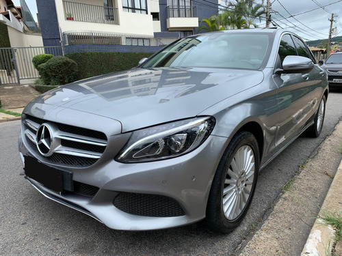 Mercedes-benz Classe C 2016 2.0 Avantgarde Turbo 4p
