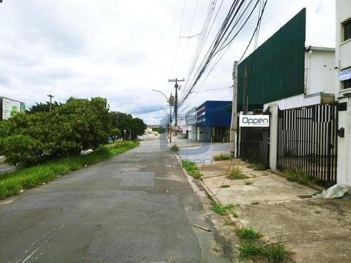 Barracão À Venda, 407 M² Por R$ 1.200.000,00 - Jardim Do Trevo - Campinas/sp - Ba0035