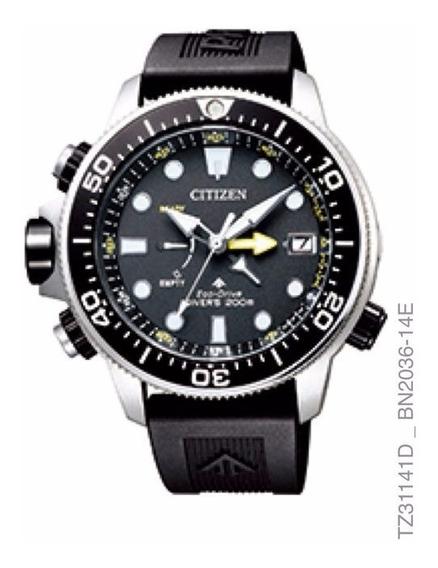 Relógio Citizen Tz31141d Promaster Diver Bn2031-85e