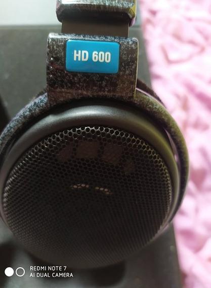 Headphone Sennheiser Hd 600