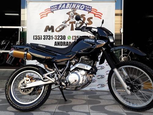 Imagem 1 de 6 de Yamaha Xt 600 E 2004 Preta Sem Detalhes!!!