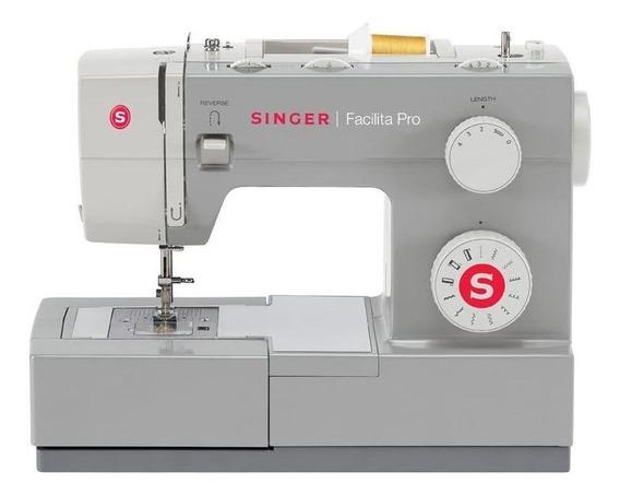 Máquina de costura Singer Facilita Pro 4411 Cinza 220V