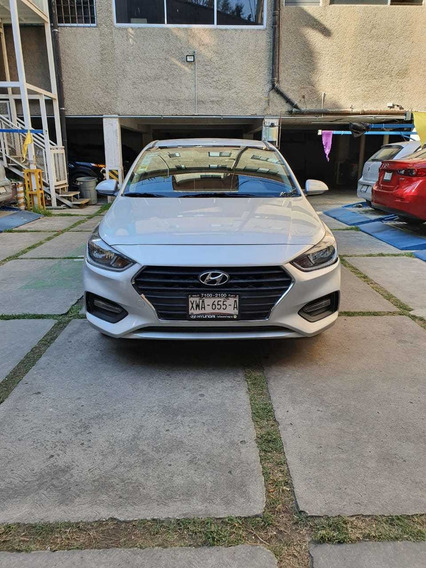 Hyundai Accent Gi Automático 1.6