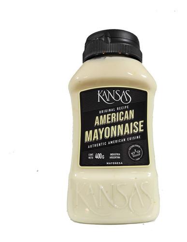 Imagen 1 de 3 de Aderezo Mayonesa Kansas X 465 Gr