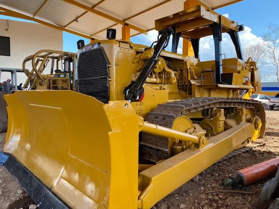 Tractor Bulldozer Caterpillar D8k Cabina, Bull, Riper,