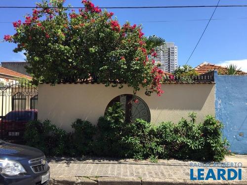 Casa Térrea - Tatuapé - Sp - 611241
