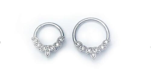 Imagen 1 de 1 de Clicker Pétalos Abre Fácil Premium - Piercing Argentina ®