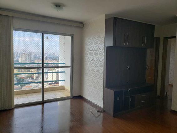 Apartamento Centro Liberdade - 52m² Com Garagem