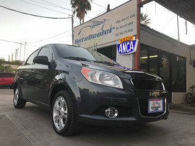 Chevrolet Aveo 2013 1.6 Ltz At