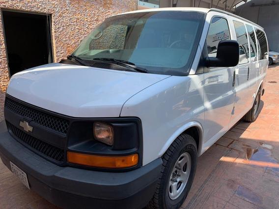 Chevrolet Express 2004 Preciosa Lista Para Viajar