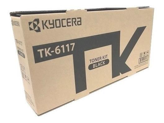 Toner Compatível Kyocera M4132idn M4125idn Tk 6117 15k