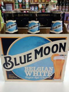 Cerveza Blue Moon Pack X6 Unidades