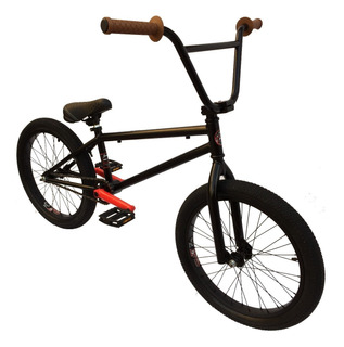 Bicicleta Bmx Freestyle Fad Pro 20 Cubiertas Anchas 2.25