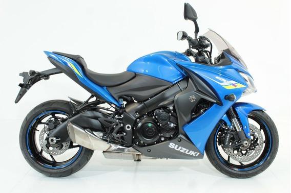 Suzuki Gsx S 1000 F Abs 2020 Azul - Zero Km