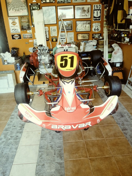 Birel 21 Hp Honda Gx 390