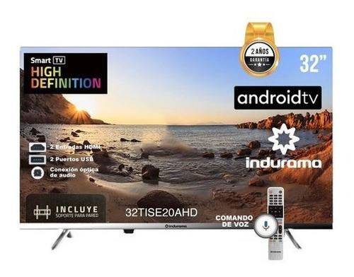 Smart Tv Indurama 32  Nuevo De Paquete Con 2 Años De Garanti