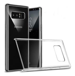 Capa Acrílica Original Samsung Note 8 E Película Grátis