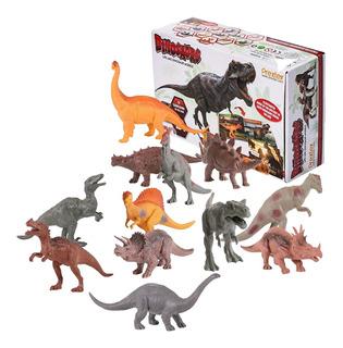 Dinosaurios Jurassic 12 Unidades Palermo Zona Norte Envíos