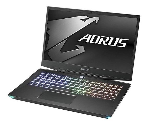 Notebook Gigabyte15-x9 I7-8750h 16gb 2tb 512gb M.2 Rtx2070 A