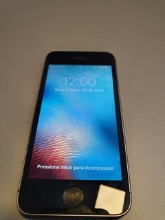 iPhone 5s Cinza 32gb