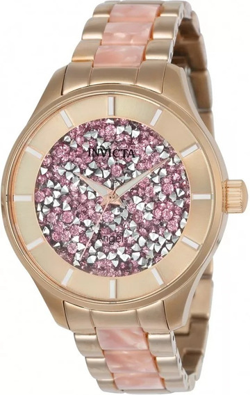 Promoção Relógio Feminino Invicta Angel 24663